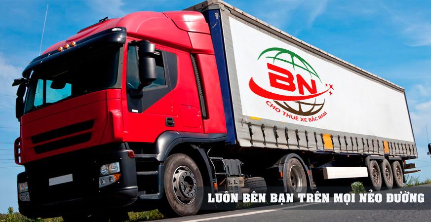 Công ty can thue xe tai vận chuyển hàng hóa nhanh chóng
