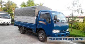 bảng giá cho thuê xe tải theo tháng, cho thuê xe tải dài hạn