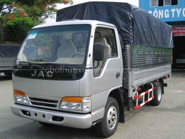 Cho thuê xe tải 2 tấn