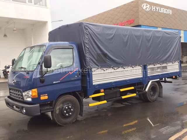 Cho thuê xe tải 3.5 tấn giá rẻ tại hà nội