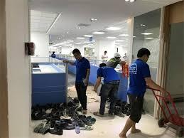 Dịch vụ chuyển văn phòng trọn gói tại quận Hà Đông