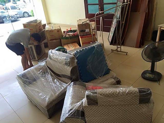 Dịch vụ chuyển văn phòng trọn gói tại quận Bắc Từ Liêm