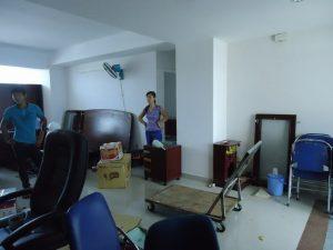 Dịch vụ chuyển văn phòng trọn gói tại quận Cầu Giấy