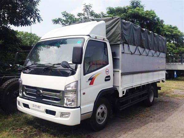 Cho thuê xe tải 6 tấn;