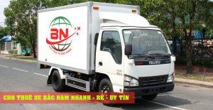 Dịch vụ chở hàng thuê xe tải nhỏ uy tín, tiết kiệm, giá rẻ