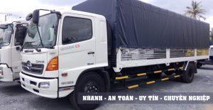 Công ty cần thuê xe tải chở hàng tphcm uy tín, chuyên nghiệp