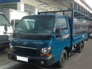 Dịch vụ cho thuê xe tải 1 tấn giá rẻ, chất lượng cao tại Hà Nội