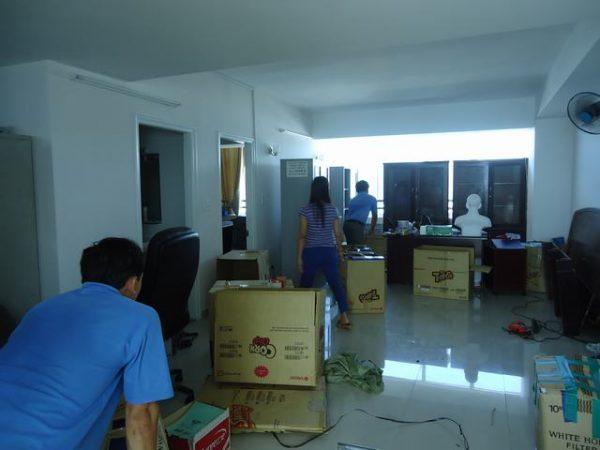 Dịch vụ chuyển văn phòng trọn gói tại quận Thanh Xuân