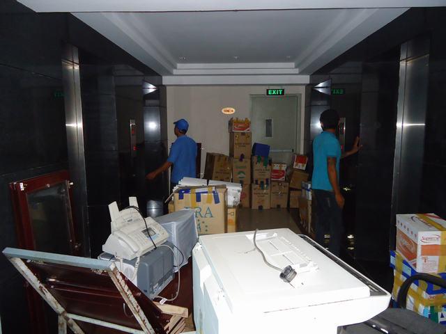 Dịch vụ chuyển văn phòng trọn gói tại quận Nam Từ Liêm