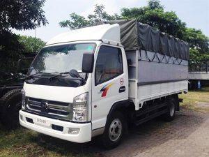 Báo giá xe tải chở hàng rẻ nhất thị trường Miền Bắc