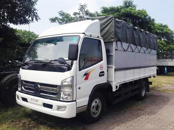 Cho thuê xe tải 6 tấn giá rẻ tại Hà Nội